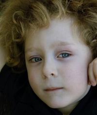 portrait od a boy
