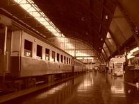 Bangkok Train Station 1