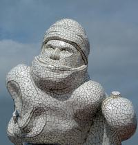 The Antarctic 100 memorial