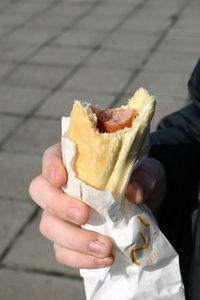 Hot dog (frankfurter) 2