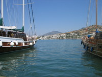 Bodrum, harbour