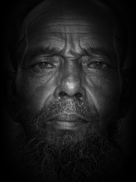 Face of an Old Man 02