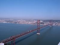 25'th April Bridge
