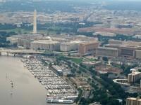Washington from Above 1