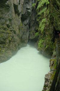 aareschlucht mystic canyon