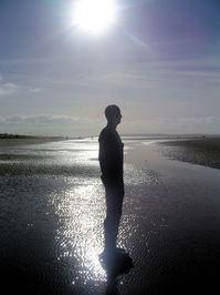 Anthony Gormley, Crosby Beach