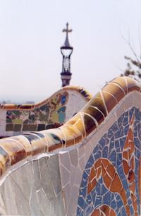 Parc Guel, barcelona