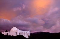Arabic House sunset