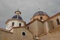 Church in old Altea