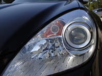 My Mercedes Headlight