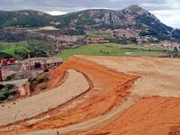 Red Muds around the Monteponi Mine (SW Sardinia)