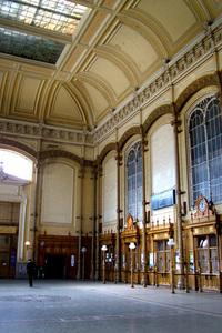 Eiffel Train Station