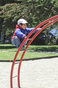 kids in park 3