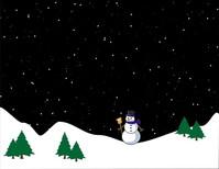 Snowlandscape 3
