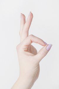 Woman Hand 2