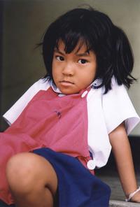 Thai schoolgirl