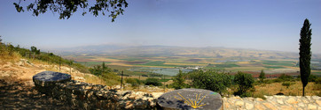 Jordan Valley 1 [panorama]