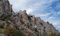 St Hilarion Castle 1