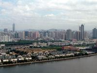 Guangzhou across the Pearl