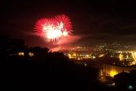 Fireworks & Town 2