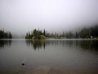 Mist on Divide