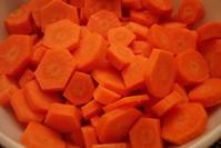 Fresh carrots 3