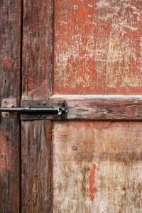Farm's door