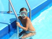 in the swimmingpool 1