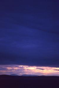 Puget Sound apres-rain