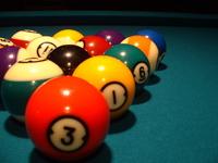 John 316 billard balls