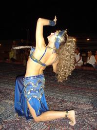 Woman Dancer 1