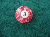 Old Pool Table Balls 3