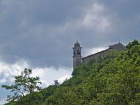 Hill near Bardi, provncia di Parma Italy