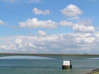 Zeeland brug wonderfull clouds