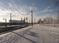 Orsha railway station 2