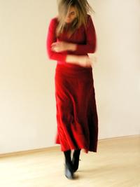 Dancing In Red 1