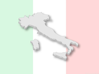 Italy Map 2