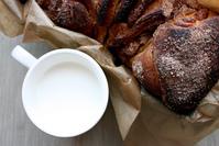 Sweet cinnamon bread 1