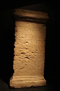 Roman Monument, Bath, UK