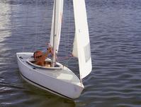 2.4mR Class yacht