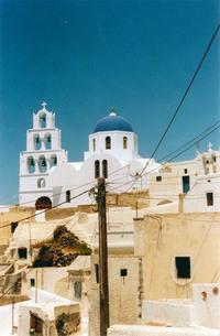 Crete - Santorini