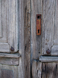 Another old door