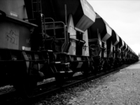 industrial train 3