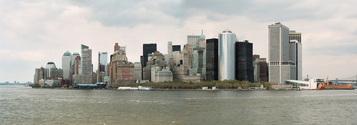 nyc skyline panorama