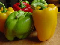 pepper stem contrast