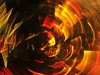 fiber optic light streaks 1