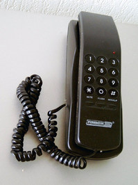 modern telephone 3