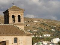 Granada Sacromonte caves