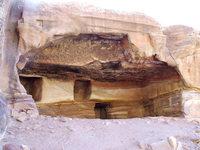 Tomb in Petra, Jordan 4