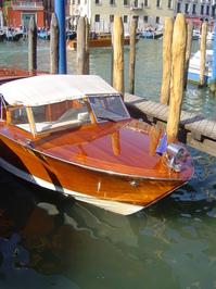 Boat in Venezia